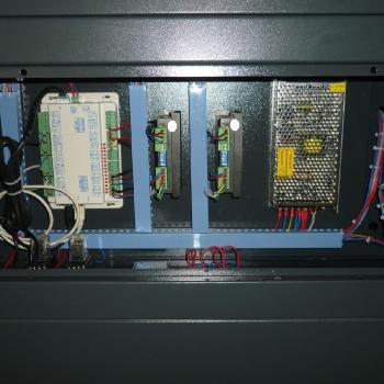Elektronika plotera