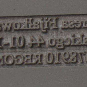 Ploter laserowy do pieczątek grawer guma