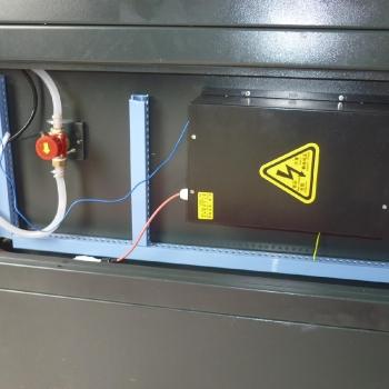 Zasilacz plotera laserowego